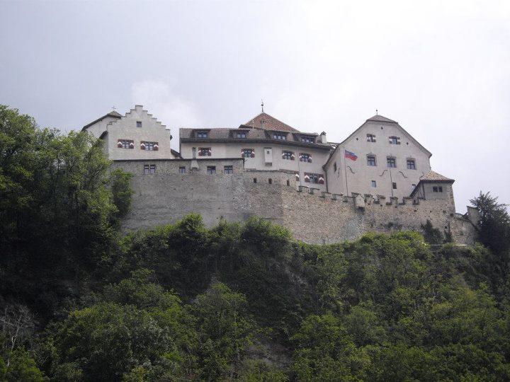 Vaduz, Liechtenstein castle